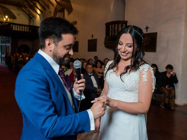El matrimonio de Gabriel y Maria José en Calera de Tango, Maipo 14