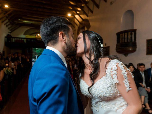 El matrimonio de Gabriel y Maria José en Calera de Tango, Maipo 15