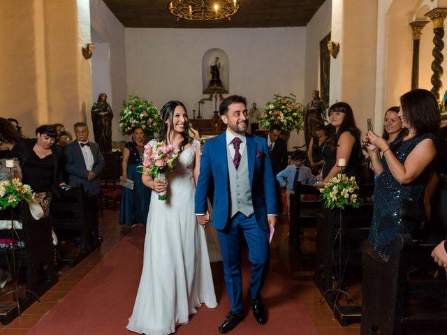 El matrimonio de Gabriel y Maria José en Calera de Tango, Maipo 16
