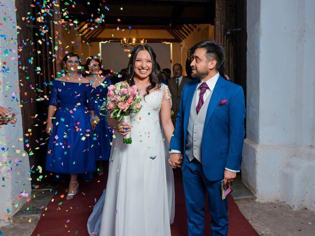 El matrimonio de Gabriel y Maria José en Calera de Tango, Maipo 17