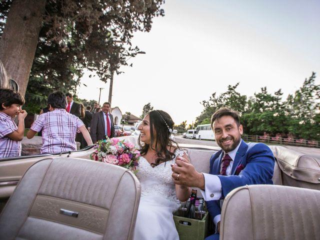 El matrimonio de Gabriel y Maria José en Calera de Tango, Maipo 18