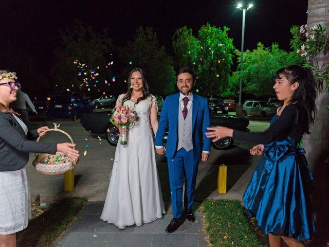 El matrimonio de Gabriel y Maria José en Calera de Tango, Maipo 20