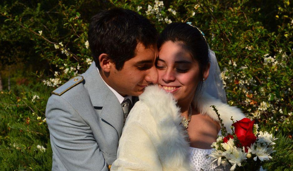 El matrimonio de bruno y mar a en san ram n santiago - Maria y bruno ...
