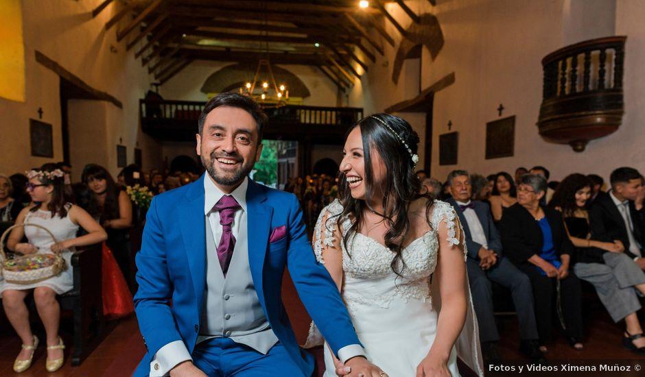 El matrimonio de Gabriel y Maria José en Calera de Tango, Maipo