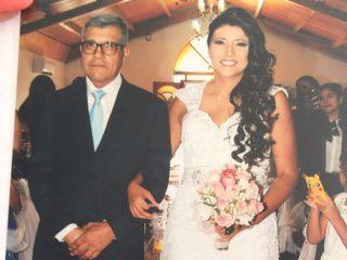 El matrimonio de Tania y Alan 2