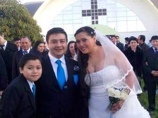 El matrimonio de Gabriela  y Miguel 1