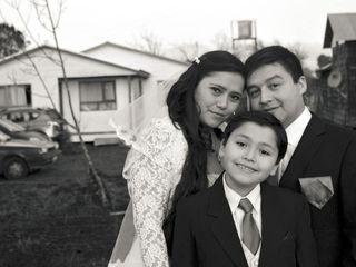 El matrimonio de Gabriela  y Miguel