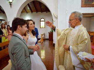 El matrimonio de Viviana y Tomás 1