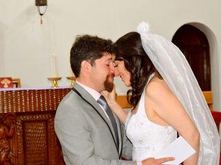 El matrimonio de Viviana y Tomás 2
