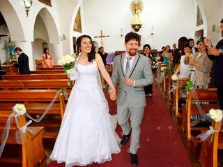 El matrimonio de Viviana y Tomás 3