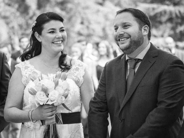 El matrimonio de Nathalia y Alejandro