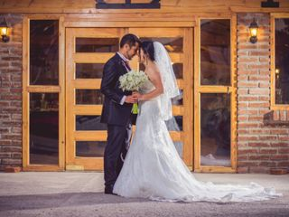 El matrimonio de Katherine y Juan Pablo 1