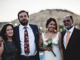El matrimonio de Paz y Julio 2