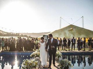 El matrimonio de Paz y Julio