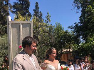 El matrimonio de Carolina G y Martín M 1