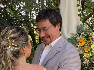 El matrimonio de Carolina G y Martín M 3
