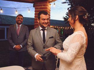 El matrimonio de Macarena y Francisco 2