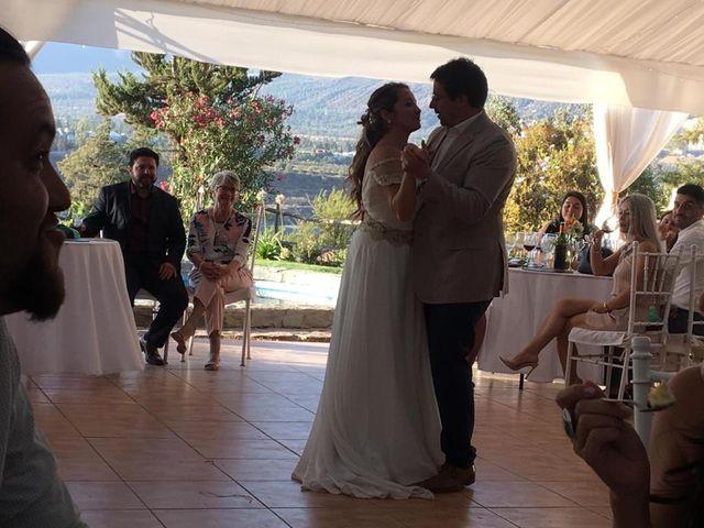 El matrimonio de Carolina G y Martín M