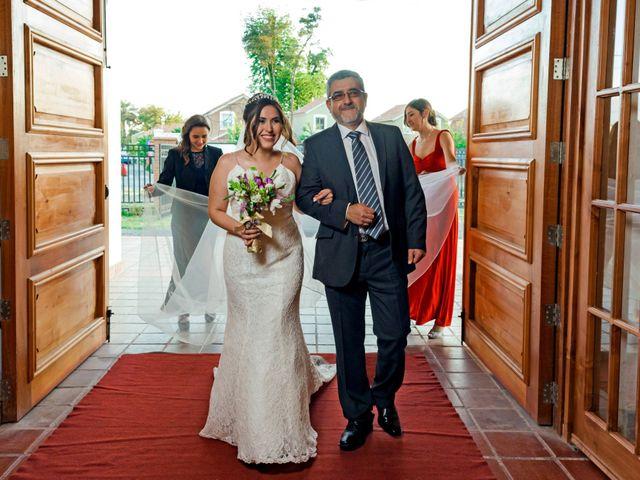 El matrimonio de César y Montserrat en San Bernardo, Maipo 5