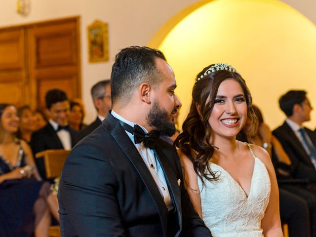 El matrimonio de César y Montserrat en San Bernardo, Maipo 7