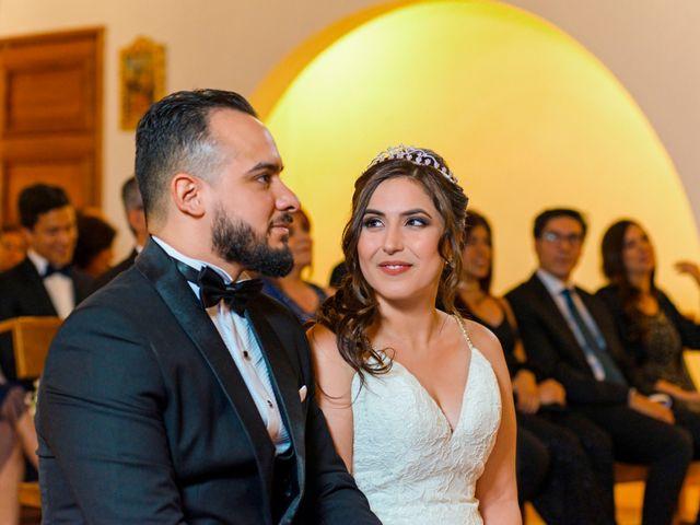 El matrimonio de César y Montserrat en San Bernardo, Maipo 8
