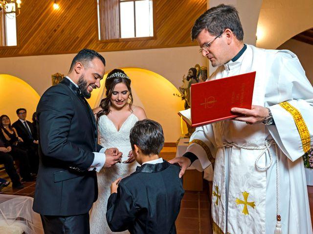 El matrimonio de César y Montserrat en San Bernardo, Maipo 9