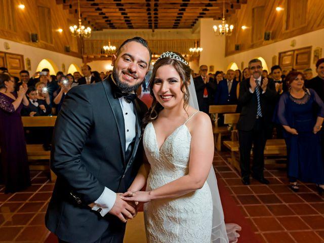 El matrimonio de César y Montserrat en San Bernardo, Maipo 11