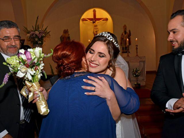 El matrimonio de César y Montserrat en San Bernardo, Maipo 12