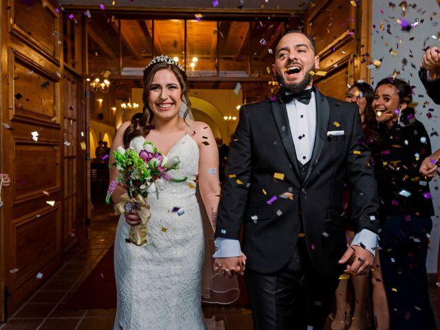 El matrimonio de César y Montserrat en San Bernardo, Maipo 13
