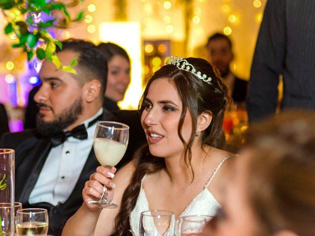 El matrimonio de César y Montserrat en San Bernardo, Maipo 25