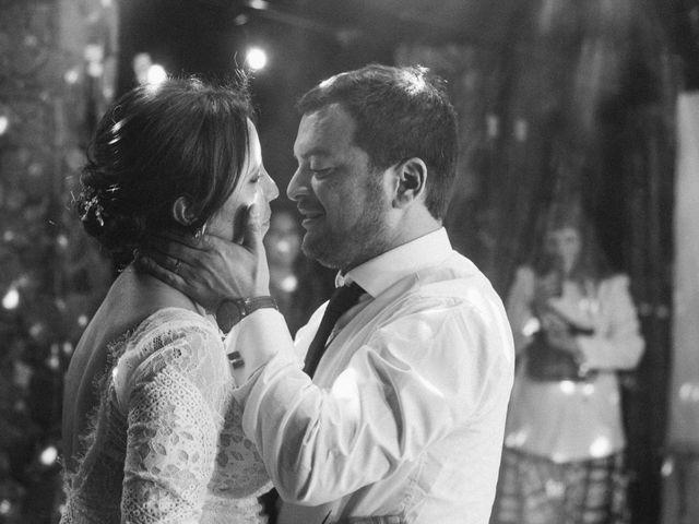 El matrimonio de Macarena y Francisco