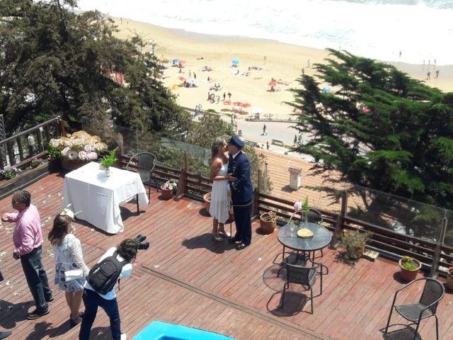 El matrimonio de Mauricio y María Pilar  en Viña del Mar, Valparaíso 1
