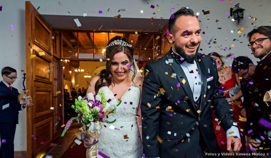 El matrimonio de César y Montserrat en San Bernardo, Maipo