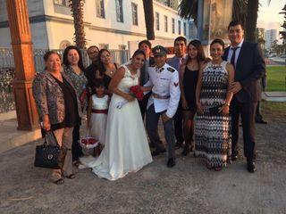 El matrimonio de Gianella y Jeison 3