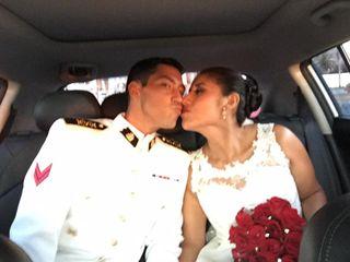 El matrimonio de Gianella y Jeison