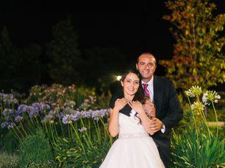 El matrimonio de Ignacia y Jorge
