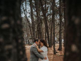El matrimonio de Carla y Horacio 2