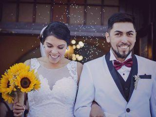 El matrimonio de Yerty y Jose