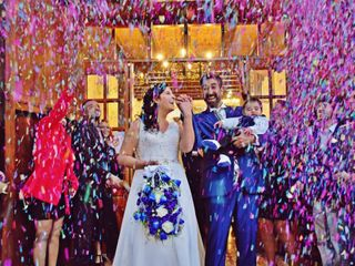El matrimonio de Javiera y Cristian 2