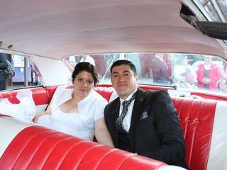 El matrimonio de Joselinne y Luis