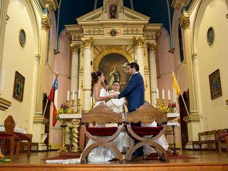 El matrimonio de Jonathan y Elizabeth