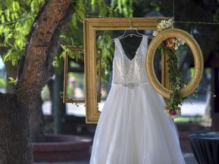 El matrimonio de Sandra y Miguel 1
