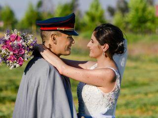 El matrimonio de Sandra y Miguel