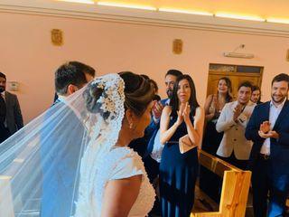 El matrimonio de Marsella y Cristofer 3