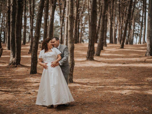 El matrimonio de Carla y Horacio