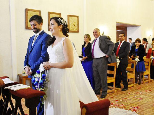 El matrimonio de Cristian y Javiera en Graneros, Cachapoal 7