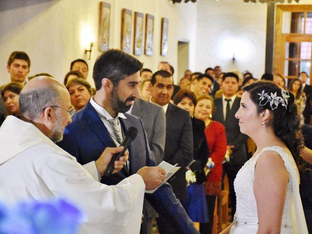 El matrimonio de Cristian y Javiera en Graneros, Cachapoal 9