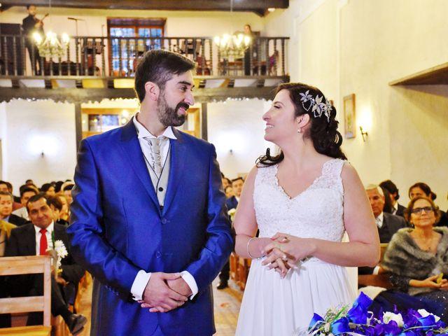 El matrimonio de Cristian y Javiera en Graneros, Cachapoal 10