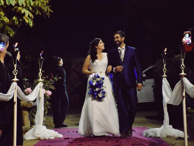 El matrimonio de Cristian y Javiera en Graneros, Cachapoal 2