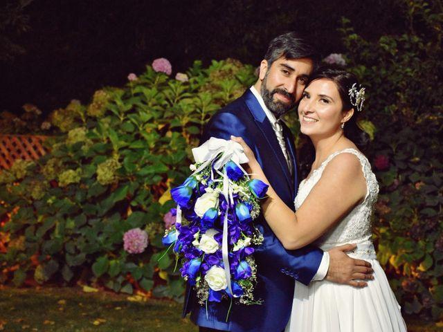 El matrimonio de Cristian y Javiera en Graneros, Cachapoal 16